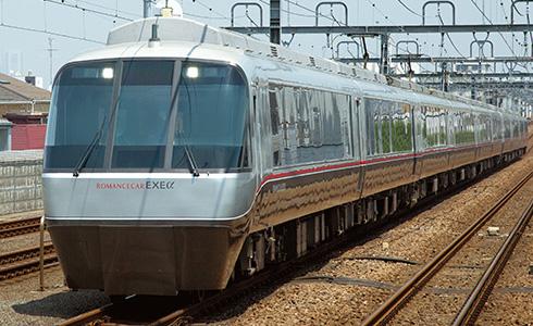 EXE、EXEα(30000形)|ロマンスカー|小田急電鉄