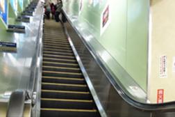 Enoshima ESCAR (escalator)