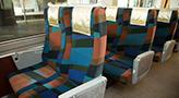 standard seat