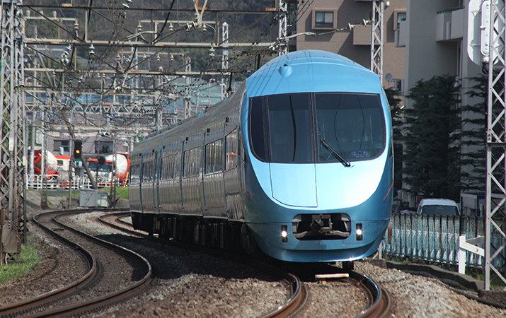 Limited Express Romancecar 60000 series MSE