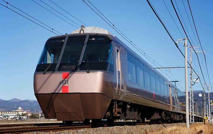 Limited Express Romancecar 30000형 EXE차