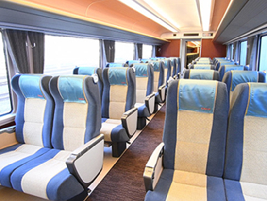 Limited Express Romancecar 30000 series EXEα