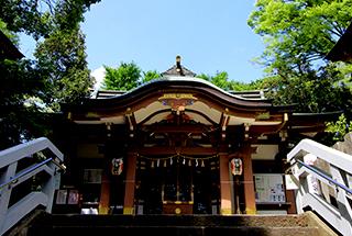 Kitazawa Hachiman-jinja shrine