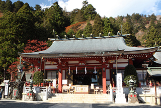 Oyama-Afuri Shrine