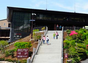 Owakudani Station