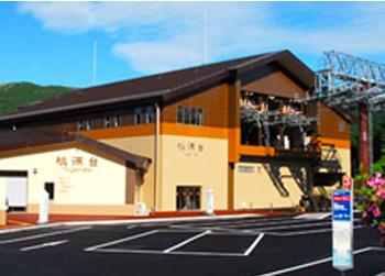 Togendai Station & Port