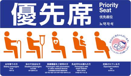 좌석 이용에 대하여