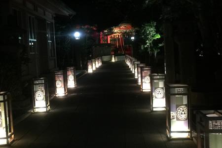 江之岛灯笼