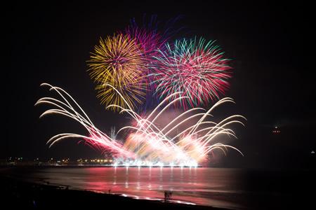 藤澤江之島焰火大會