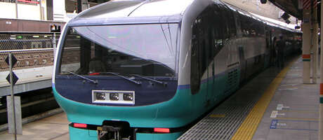 Pack séjour + Train Izu