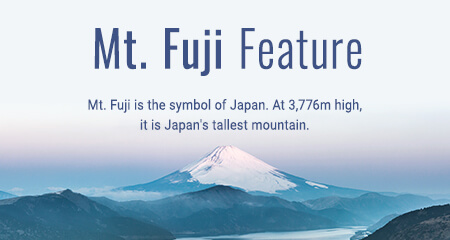 Mount Fuji Special Feature