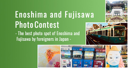 The best photo spot of Enoshima and Fujisawa by foreigners in Japan