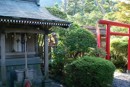 First Shrine Visit of the Year to the Seven Gods of Fortune at Hakone