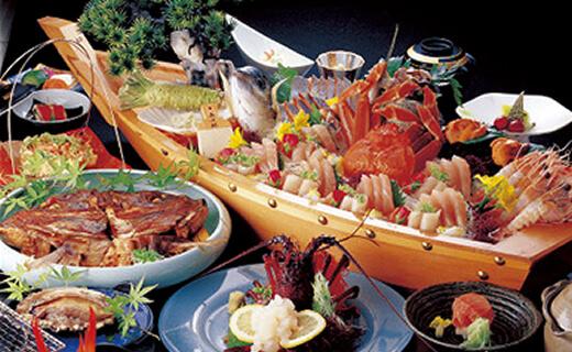 อาหารทะเลสดใหม่