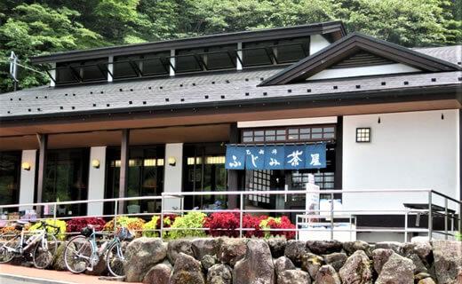 乙女嶺 富士見茶屋