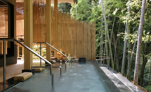 Ways to enjoy onsen