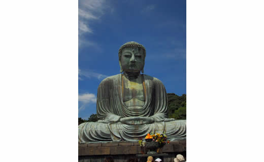 Great Buddha, the symbol of Kamakura