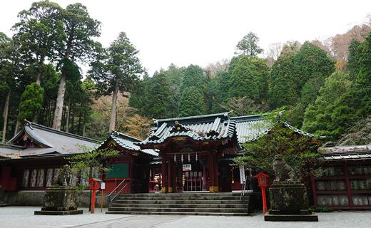 Hakone-jinja shrine