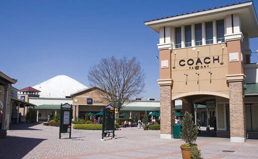 Gotemba Premium Outlets®商场