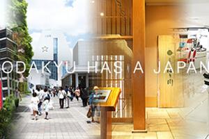 Shinjuku model sightseeing course (anglais)