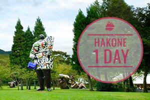 Hakone 1 Jour