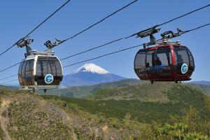 Fuji-Hakone model sightseeing course