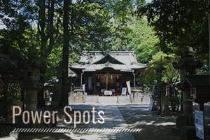 Faire le tour des sources d'énergie spirituelle des lignes Odakyu