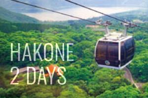 Hakone 2 Jours