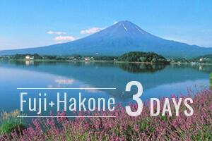 Fuji Hakone 3 Jours