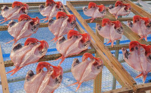 อาหารหลากชนิดจากปลากะพงแดง