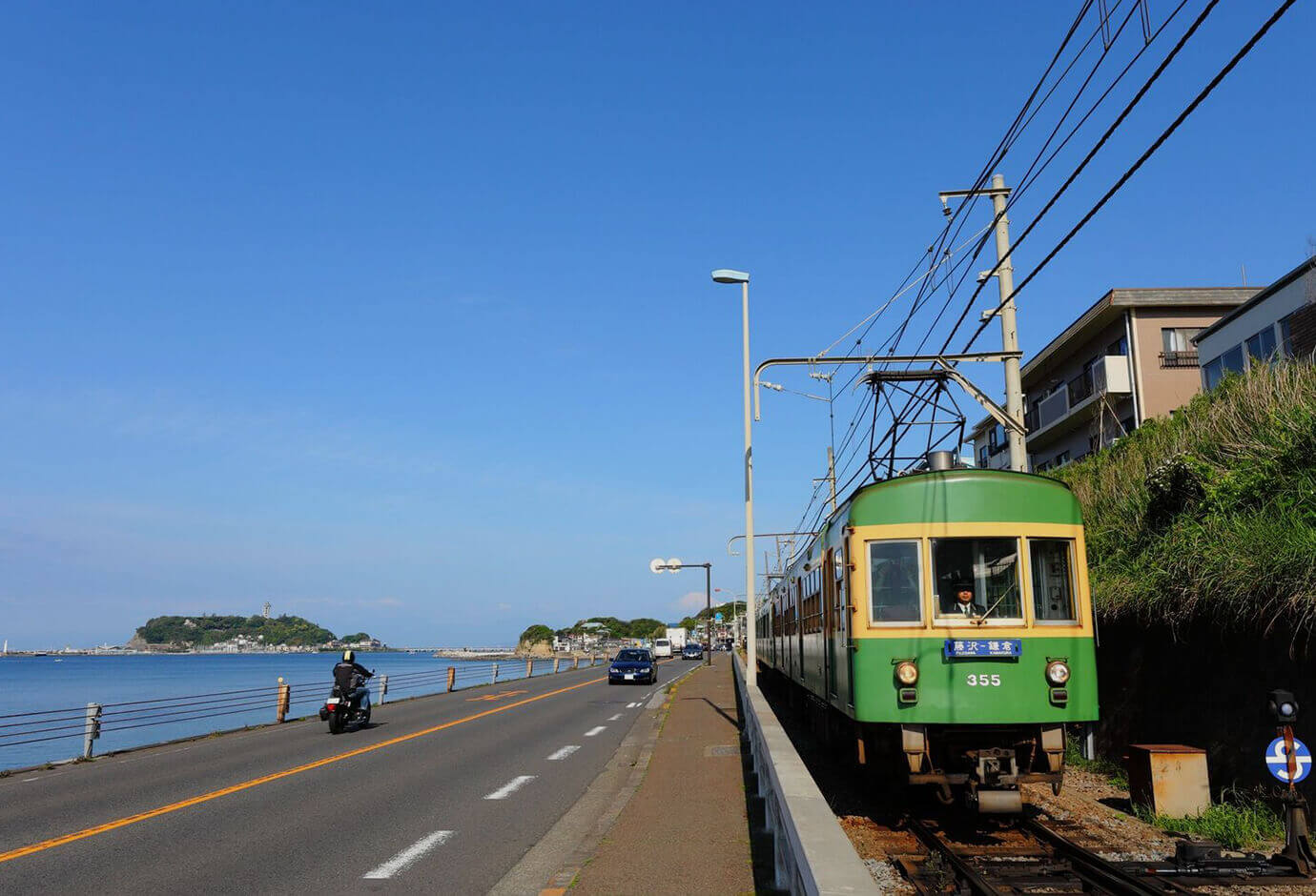 江之島−鎌倉