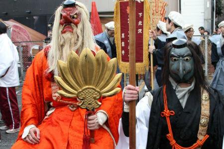 Shimokitazawa Tengu Matsuri (festival)