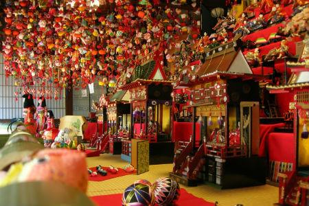 濑户屋敷桃花节