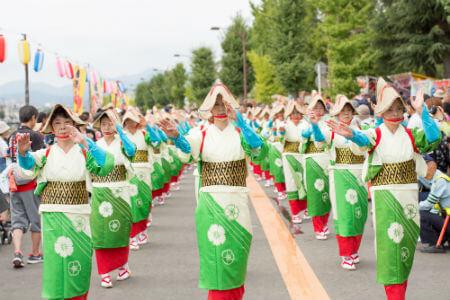 秦野烟草祭