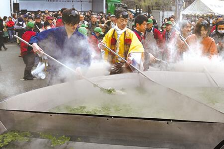 오야마 두부 축제